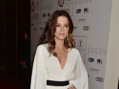 Kate Beckinsale in hospital with ruptured ovarian cyst (John Stillwell/PA)