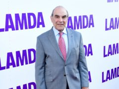 David Suchet (Ian West/PA)