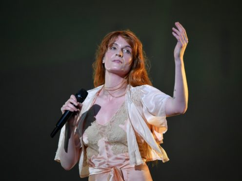 Florence + the Machine will perform in Edinburgh this August (Ben Birchall/PA)