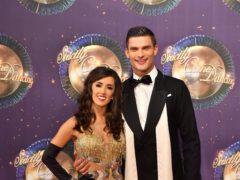 Janette Manrara and Aljaz Skorjanec said they plan to have children (Matt Crossick/PA)