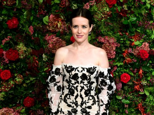 Claire Foy dedicates Bafta nomination to Janet Armstrong (Ian West/PA)