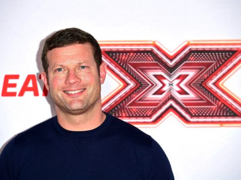 Dermot O'Leary says X Factor is still performing well (Ian West/PA)