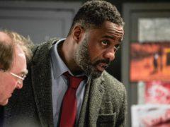 Idris Elba stars as Luther (Des Willie/BBC)
