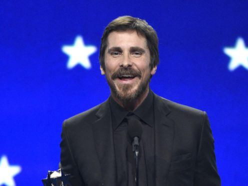 Christian Bale and Olivia Colman were among the British winners at the Critics' Choice Awards (Chris Pizzello/Invision/AP)