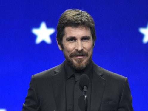 Vice star Christian Bale has said Donald Trump is a 'clown' who does not understand how government works (Chris Pizzello/Invision/AP)