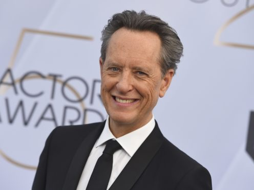 Richard E Grant has shared his tearful reaction after Barbra Streisand replied to a letter he sent her 47 years ago (Jordan Strauss/Invision/AP)