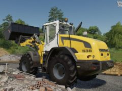 Competitors will use the latest Farming Simulator 19 title during the championship (Giants Software/PA)
