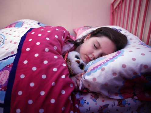 Sleep helps ward off infection by improving the ability of immune cells to find their targets, research has shown (Peter Byrne/PA)