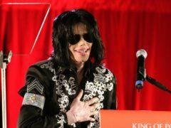 Michael Jackson died in June 2009 (Yui Mok/PA)