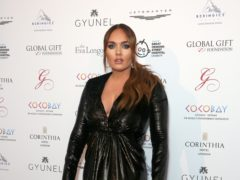 Tamara Ecclestone said the thought of having another baby was 'scary' but is open to the idea (PA)