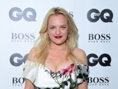 Elisabeth Moss starred in the trailer for The Handmaid's Tale season three (Ian West/PA)