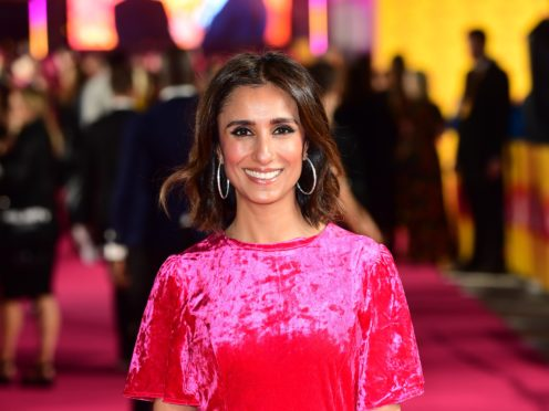 Anita Rani will be among nine celebrities climbing Mount Kilimanjaro (Ian West/PA)