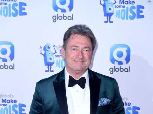 Alan Titchmarsh will appear on All Star Musicals (Ian West/PA)