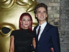 Dianne Buswell says 'lovely' partner Joe Sugg will join her on new tour (Yui Mok/PA)