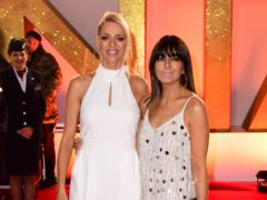 Tess Daly and Claudia Winkleman (Ian West/PA)