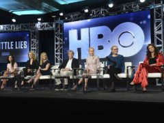 The cast participate in the Big Little Lies panel (Richard Shotwell/Invision/AP)