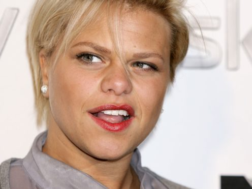 Reality TV star Jade Goody died in 2009 after suffering from cervical cancer (PA)
