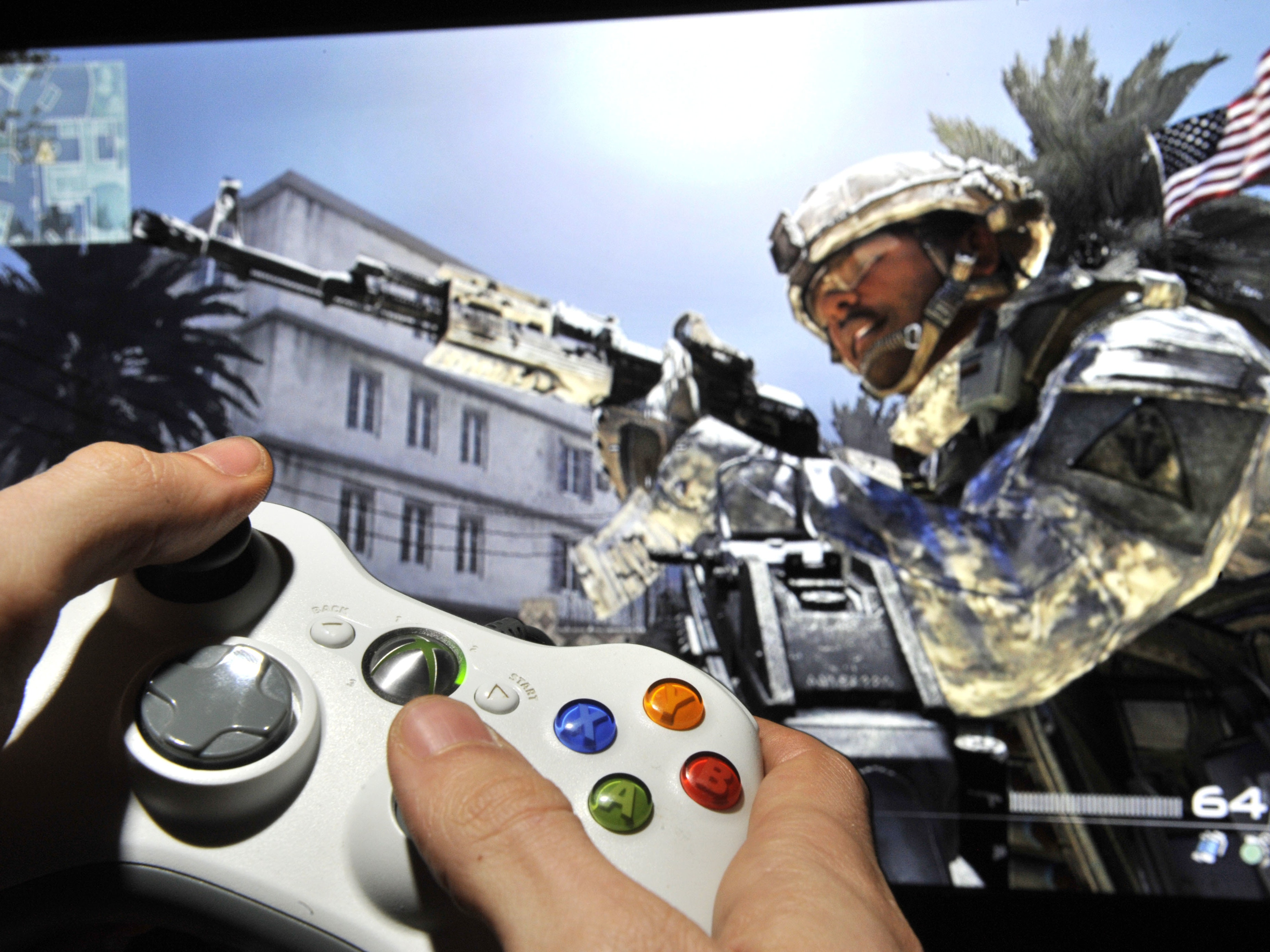 Violent video games not linked to aggressive behaviour in teenagers, study says
