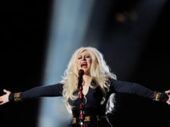 Christina Aguilera is being honoured for work to support the LGBTI community (PA)