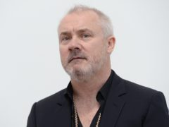 A Damien Hirst print given to Tracey Emin is to go under the hammer for charity (Anthony Devlin/PA)