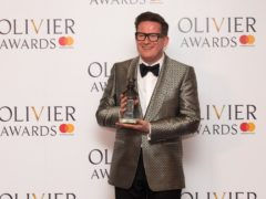 Sir Matthew Bourne will receive a special Olivier Award (Chris J Ratcliffe/PA)