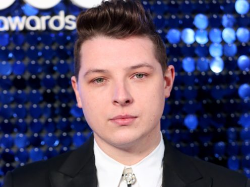 John Newman would sacrifice his prominence to create an all-female music market (Isabel Infantes/PA)