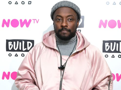 Will.i.am has defended Michael Jackson (Ian West/PA)