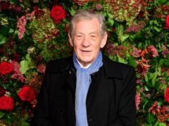 Sir Ian McKellen (Ian West/PA)