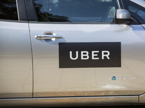 Uber said London, Belfast and Bristol were the UK's most forgetful cities (Laura Dale/PA)