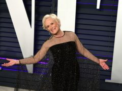 Glenn Close is keen to 'rest and reboot' after awards season (Ian West/PA)