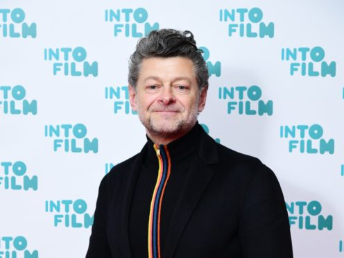 Andy Serkis starred in and directed the movie (Ian West/PA)