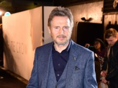 Liam Neeson attending The White Crow UK premiere at the Curzon Mayfair, London (Ian West/PA)