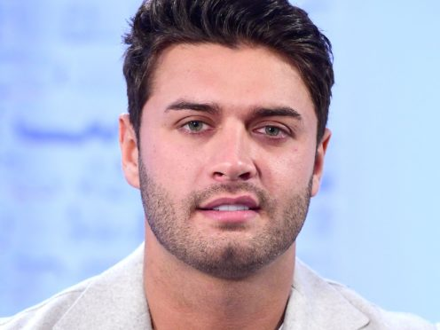 Mike Thalassitis had starred in the 10th series of the MTV show, which will not air. (Ian West/PA)