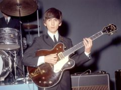 George Harrison (Ron Bell/PA)