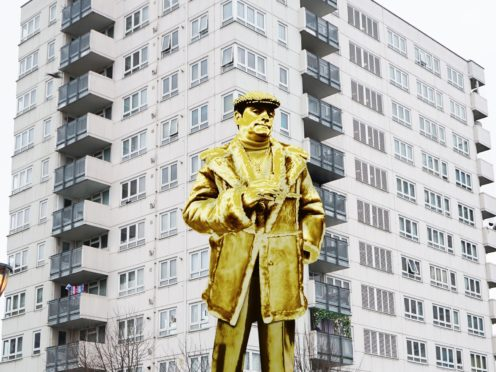 Petition calls for Del Boy statue at Only Fools tower block ahead of demolition (Gold/PA)