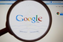 Google said it will start giving European Union smartphone users a choice of browsers and search apps on its Android operating system (PA)