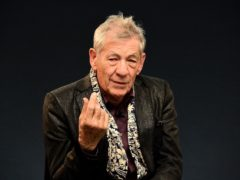 Sir Ian McKellen has been nominated for his work in King Lear (Ian West/PA)