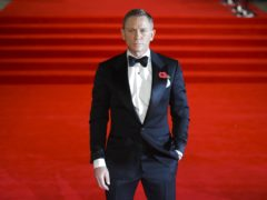 Daniel Craig at the premiere of Spectre at the Royal Albert Hall in London (Matt Crossick/PA)