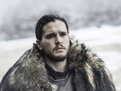 Kit Harington as Jon Snow in Game of Thrones (HBO/Sky/PA)