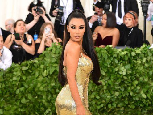 Kim Kardashian West is doing a law apprenticeship (Ian West/PA)