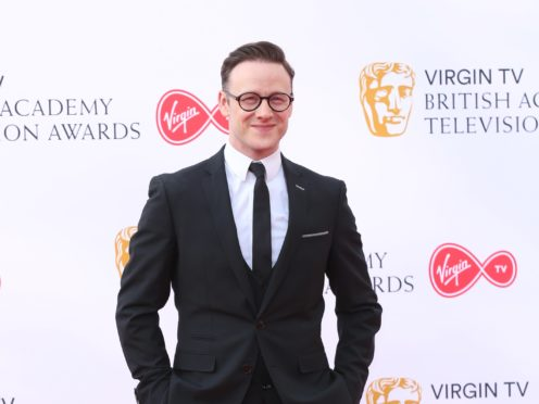 Kevin Clifton won Strictly Come Dancing last year with Stacey Dooley (Isabel Infantes/PA)