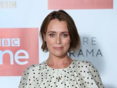 Keeley Hawes said there was no escaping hit series Bodyguard while she was filming The Durrells in Corfu (Isabel Infantes/PA)