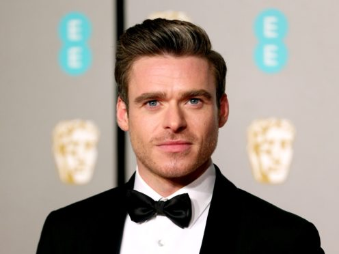 Richard Madden is currently the clear favourite to become the next 007 among bookmakers (Jonathan Brady/PA)