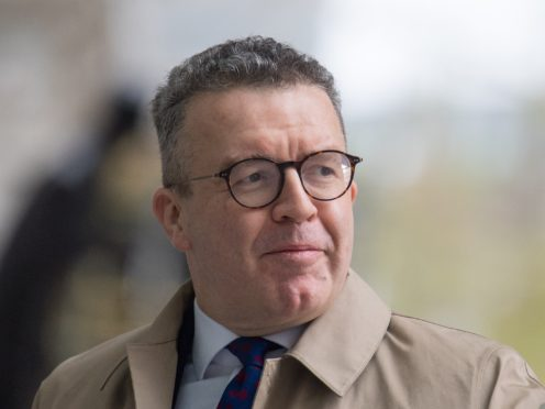 Tom Watson has been highly critical of Facebook and its founder and CEO (Dominic Lipinski/PA)