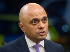 Home Secretary Sajid Javid (Dominic Lipinski/PA)