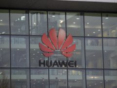 Chinese telecoms giant Huawei will reportedly help to build Britain's new 5G network (Steve Parsons/PA)