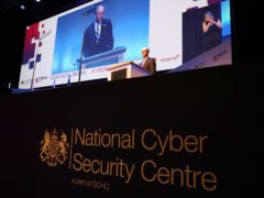 The CYBERUK conference is taking place for a second day in Glasgow (Andrew Milligan/PA)