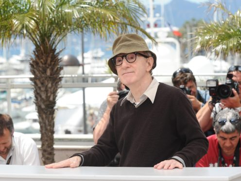 Amazon has said it was 'justified' in terminating its film deal with director Woody Allen (Ian West/PA)