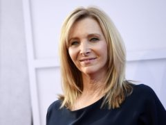 Lisa Kudrow said she was thrilled to be in the show (Chris Pizzello/Invision/AP)
