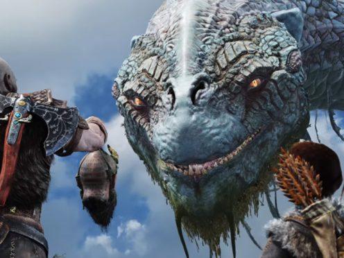 God of War scoops BAFTA Game Awards' 'Best Game' gong